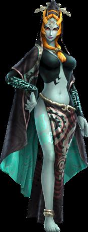 Twili Midna Zelda Dungeon Wiki