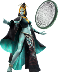 Hyrule Warriors Artwork Twili Midna Mirror.png