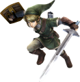 Hyrule Warriors Artwork Link Twilight Princess Costume.png