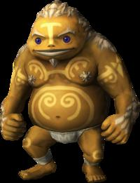 goron zelda dungeon wiki