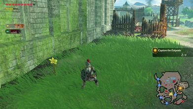Age Of Calamity Koroks Zelda Dungeon Wiki