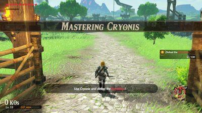 Mastering Cryonis Zelda Dungeon Wiki