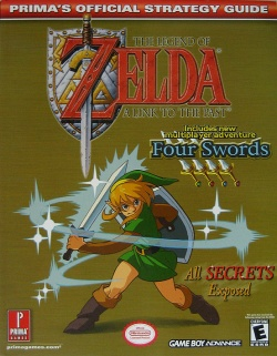a link to the past four swords