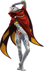 Hyrule Warriors Artwork Ghirahim.png