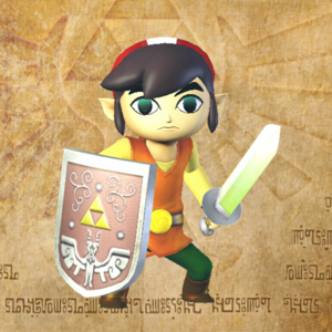 HW Toon Link Koholint Light Sword.png