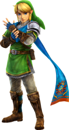 Hyrule Warriors Artwork Link.png
