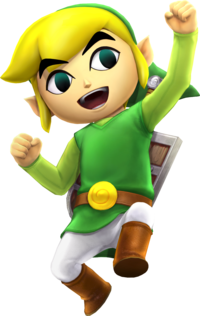 Hyrule Warriors Artwork Toon Link.png