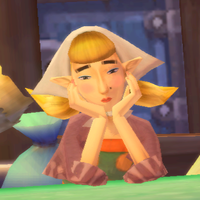 Peatrice Bored - Skyward Sword.png
