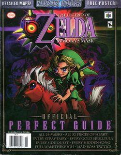Nintendo power majora's mask strategy guide zelda dungeon wiki.
