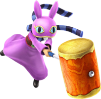 Hyrule Warriors Artwork Ravio Rental Hammer.png