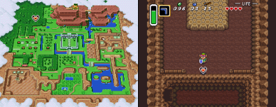 A Link to the Past Heart Pieces - Zelda Dungeon Wiki