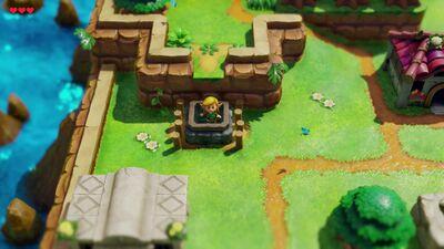 Link S Awakening Heart Pieces Zelda Dungeon Wiki