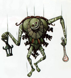 Puppet Zelda Dungeon Wiki