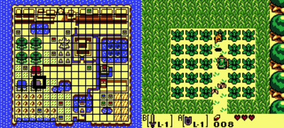 Link S Awakening Secret Seashells Game Boy Zelda Dungeon