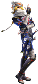 Hyrule Warriors Artwork Sheik.png