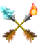 Fire & Ice Arrows