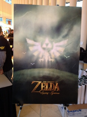 Symphony of the Goddesses Poster - Zelda Dungeon Wiki