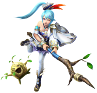 Hyrule Warriors Artwork Lana Spear.png