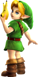 Hyrule Warriors Artwork Young Link.png