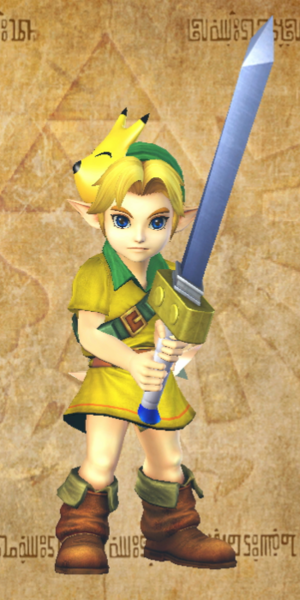 Young Link Zelda Dungeon Wiki