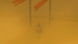 Haunted Wasteland entrance cutscene OOT64.png