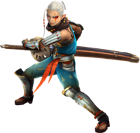 Hyrule Warriors Artwork Impa Giant Blade.png