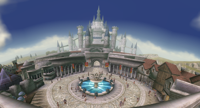 Castle Town Central Square panorama wide - TPGCN.png