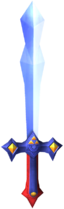 Magic Sword model from Soulcalibur II