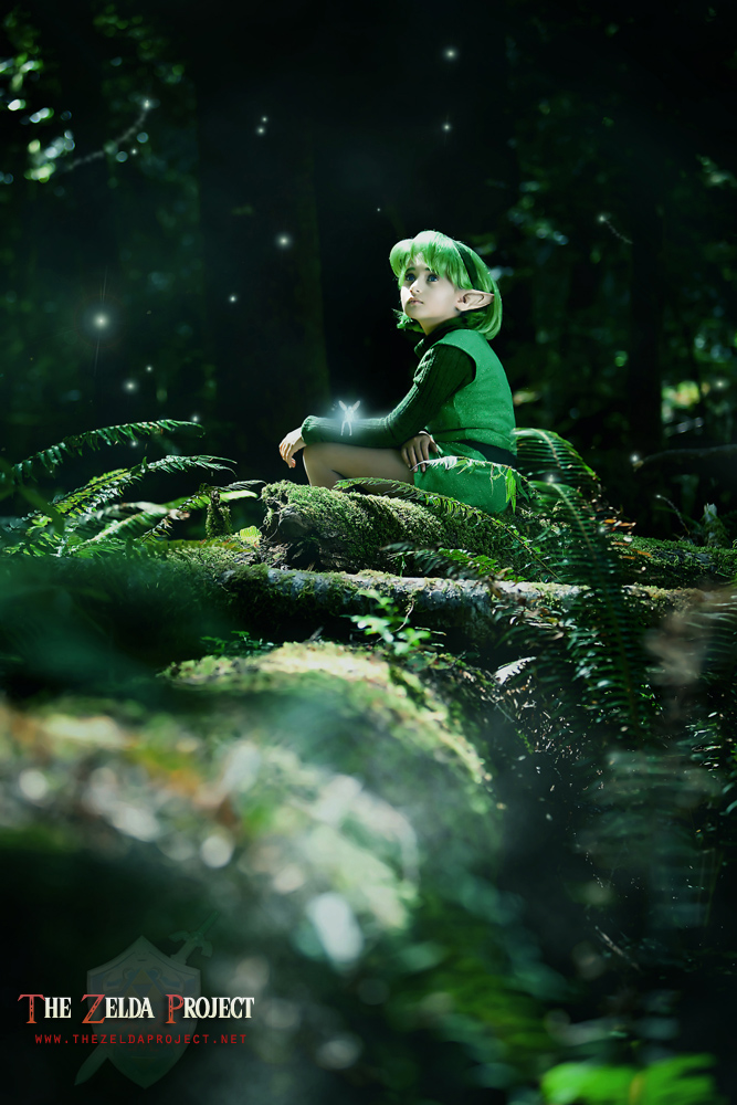 Teh Best Cosplay Pics EVAH! The_Zelda_Project__Waiting_by_Adella