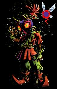 Skull Kid artwork