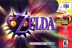 Majora's Mask Box