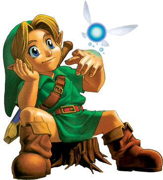 Navi and Child Link