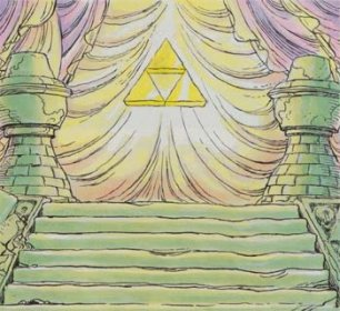 The Triforce is a central element to the plot of almost every Zelda game
