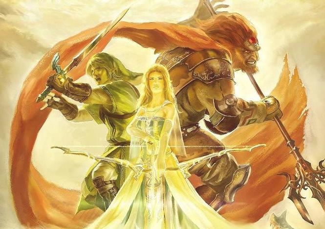 """Cronoligia: """"The Legend Of Zelda"""" 8-25-years-of-Zelda"""