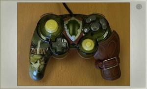 Twilight Princess Gamecube Controller