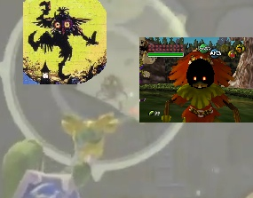 Is this the Skull Kid in the GDC 2011 trailer?