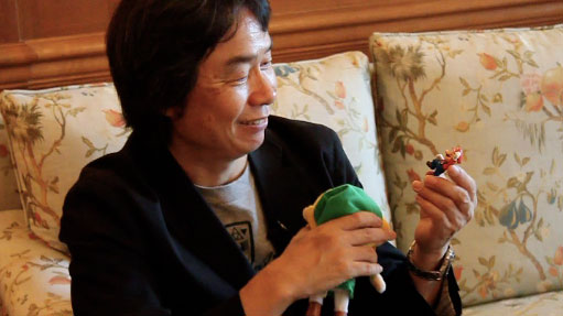 Miyamoto Working on a New Zelda?