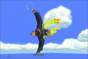 The Helmaroc King from The Wind Waker