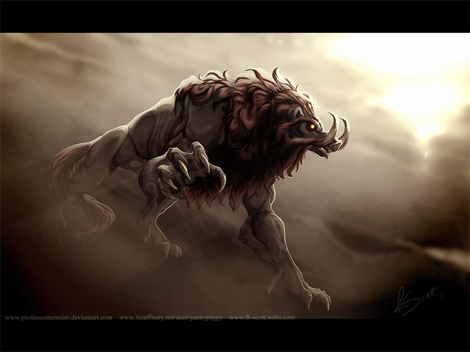 Obsidian Beast