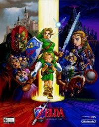 Ocarina of Time 3D: Canadian Pre-Order Bundle