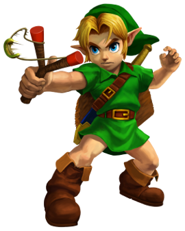 Ocarina of Time 3D means that even more people will get to experience the wide appeal of the original!