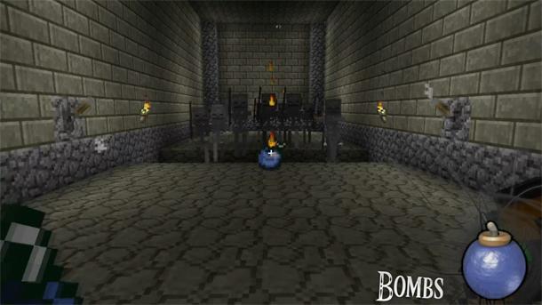 Minecraft: Zelda\'s Adventure Modification Pays Homage to Beloved ...