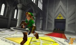 Ocarina of Time: From 3D to 3D