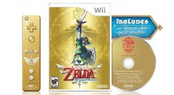 Skyward Sword Limited Holds Top Pre-Order Spot At Game-Stop