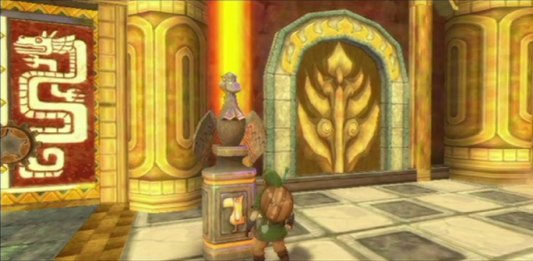 Skyward Sword Speculation: Volvagia in Skyward Sword?