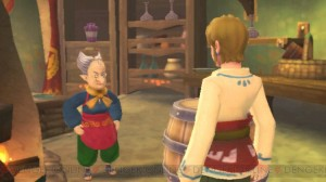 More Skyward Sword Screenshots