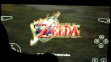 Ocarina Of Time and Super Mario 64 Playable On Kindle Fire