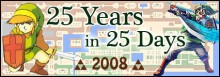 Zelda Universe-25 Years in 25 Days: 2008