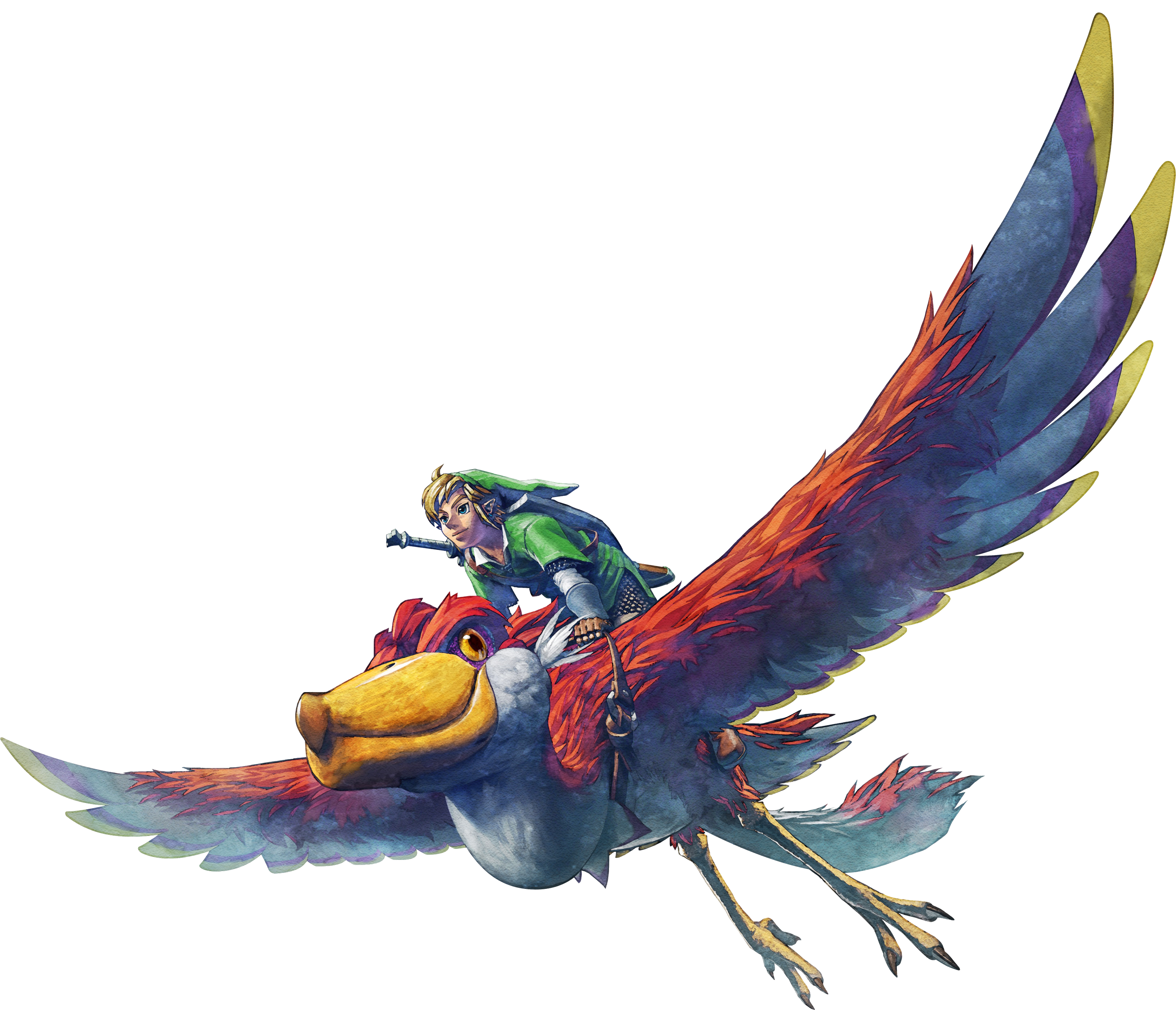 Skyward Sword: New Gameplay Footage!