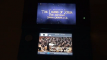 Zelda Main Theme Medley on Nintendo Video
